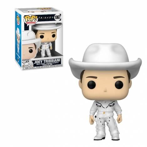 Funko POP! Television: Friends - Cowboy Joey #1067 Vinyl Figure