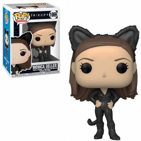 Funko POP! Television: Friends - Monica as Catwoman #1069 Vinyl Figure