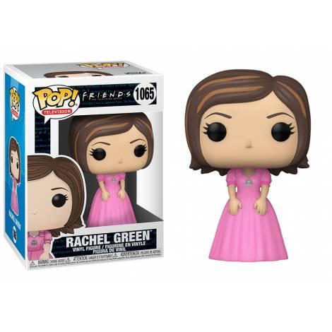Funko POP! Television: Friends - Rachel in Pink Dress #1065 Vinyl Figure