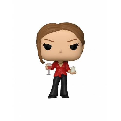 Funko POP! Television: The Office - Jan with Wine & Candle # Vinyl Figure