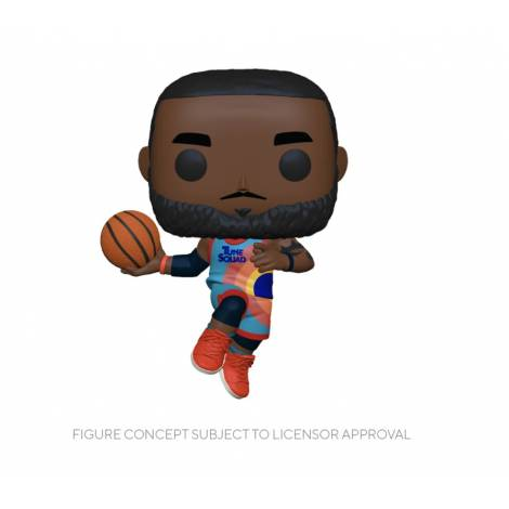 Funko POP! LEBRON JAMES JUMPING - SPACE JAM: A NEW LEGACY (59245)