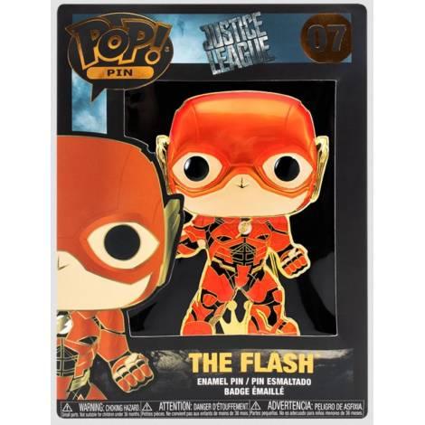 Funko POP! The Flash Pin (671803362055)