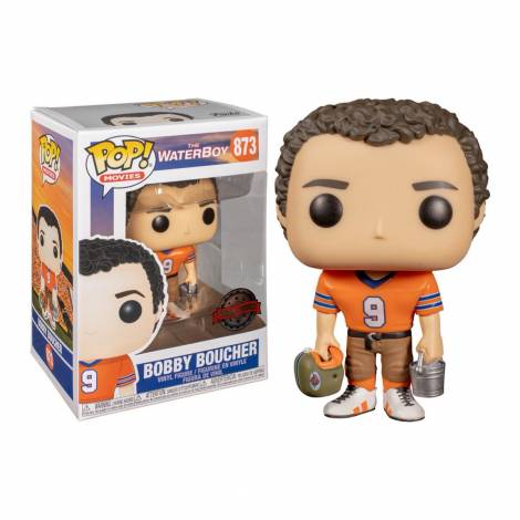 Funko POP! The Waterboy - Bobby Boucher #873 Vinyl Figure (Special Edition)
