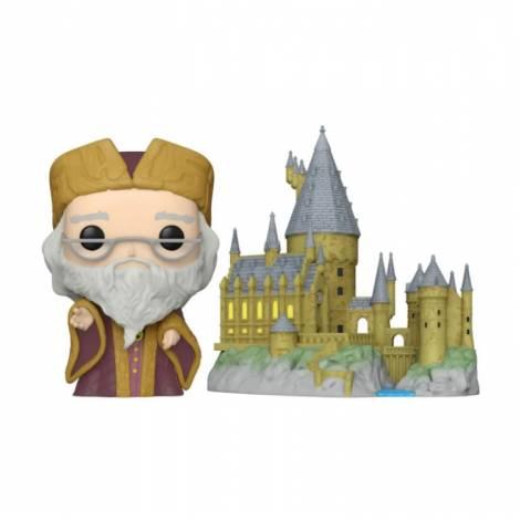 Funko POP! Town: Harry Potter Anniversary - Dumbledore with Hogwarts Vinyl Figure (57369)