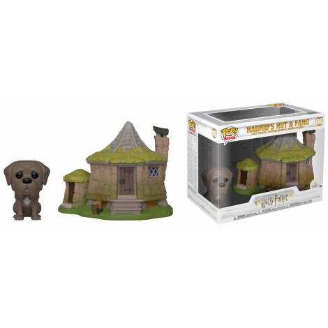 Funko POP! Town: Harry Potter - Hagrid's Hut w/ Fang Vinyl Figure