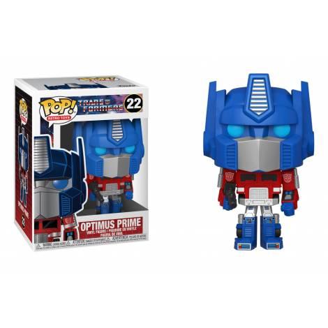 Funko POP! Transformers - Optimus Prime #22 Vinyl Figure