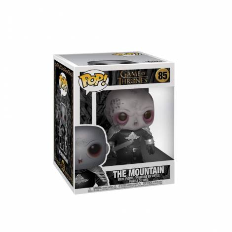 Funko POP! TV Game of Thrones - The Mountain (Unmasked) 6