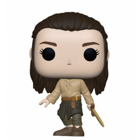 Funko POP! TV: GOT - Arya Training # Vinyl Figure