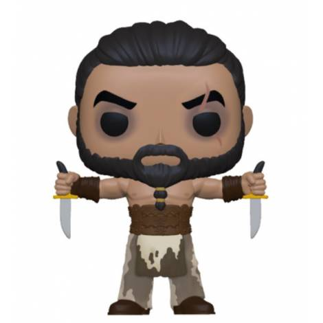 Funko POP! TV: GOT - Khal Drogo w/Daggers # Vinyl Figure