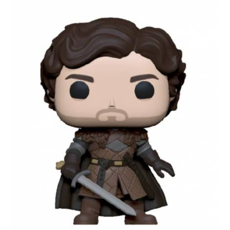 Funko POP! TV: GOT - Robb Stark w/Sword # Vinyl Figure