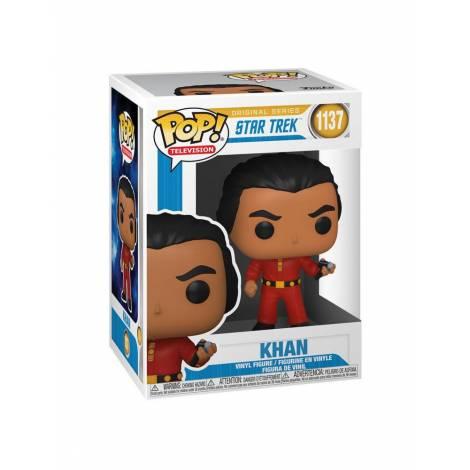 Funko POP! TV: Star Trek- Khan #1137 Vinyl Figure