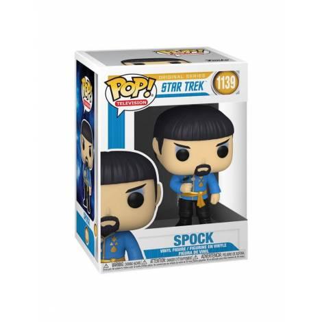 Funko POP! TV: Star Trek- Spock (Mirror Mirror Outfit) #1139 Vinyl Figure
