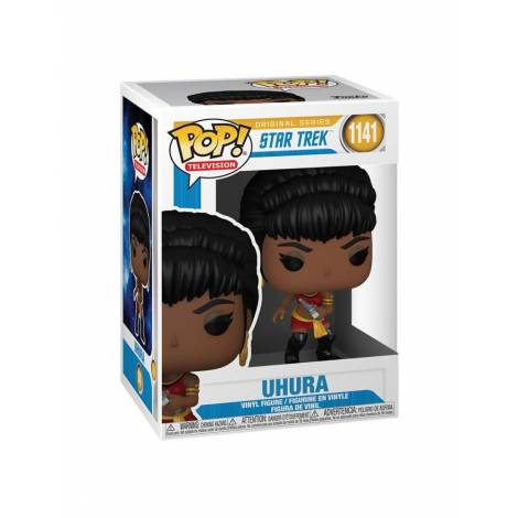 Funko POP! TV: Star Trek- Uhura (Mirror Mirror Outfit) #1141 Vinyl Figure