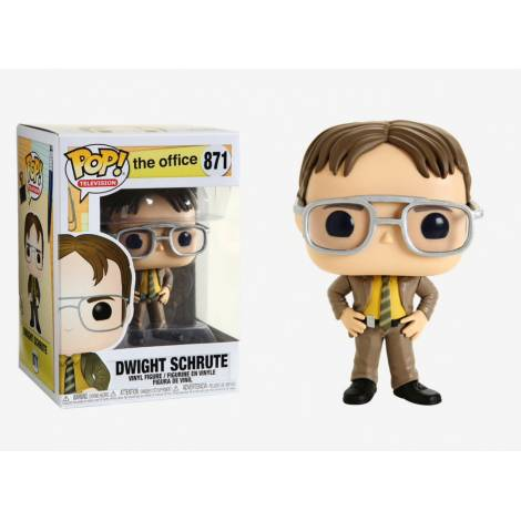 Funko POP! TV: The Office - Dwight Schrute # Vinyl Figure