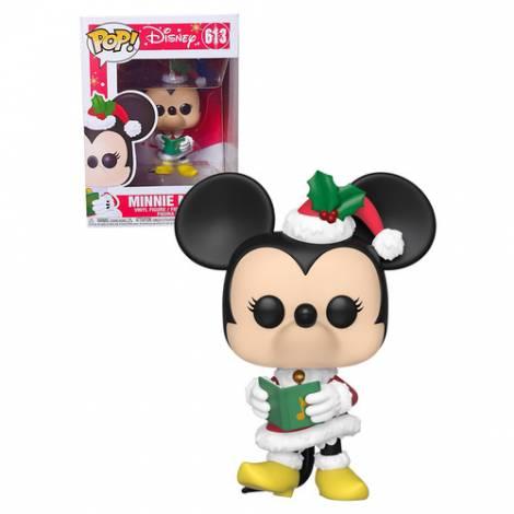 Funko POP. Vinyl Disney: Holiday-Minnie Collectible Figure