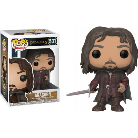 Funko Pop!Lord of the Rings: Aragorn #531 Vinyl Figure