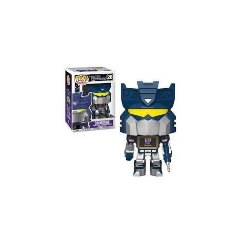 Funko POP! Transformers - Soundwave #37 Vinyl Figure