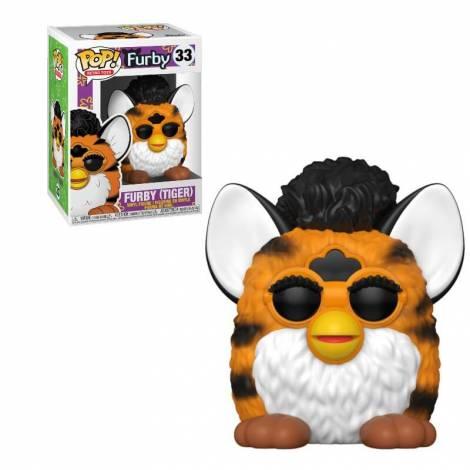 Funko POP! Vinyl: Hasbro - Tiger Furby #33 Vinyl Figure