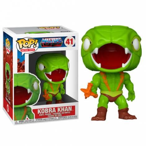 Funko POP! Vinyl: MOTU - Kobra Khan #41 Vinyl Figure