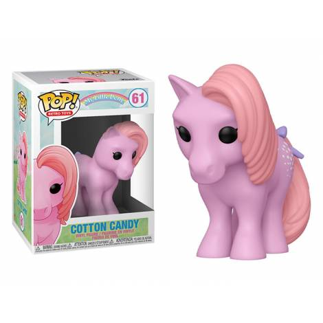 Funko POP! Animation : My Little Pony - Minty Shamrock #62 Vinyl Figure