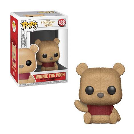 Funko POP! Vinyl Winnie the Pooh #438 (Christopher Robin)