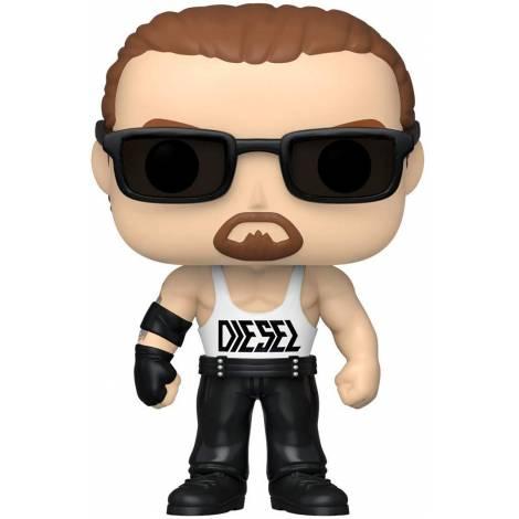 Funko POP! WWE: Diesel* (w/ Chase) #74 Vinyl Figure