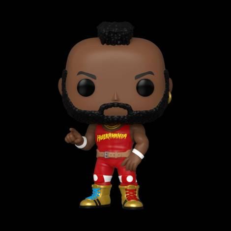 Funko POP! WWE: NWSS - Mr T # Vinyl Figure