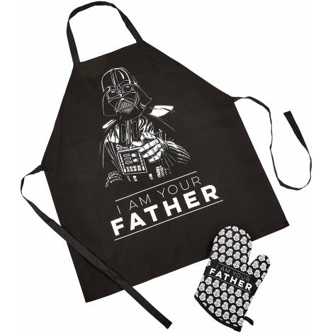 Funko Star Wars: Fathers Day - Apron & Oven Glove (UT-SW06423)