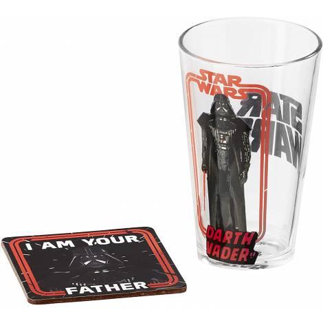 Funko Star Wars: Fathers Day - Glass & Coaster Set (UT-SW06422)