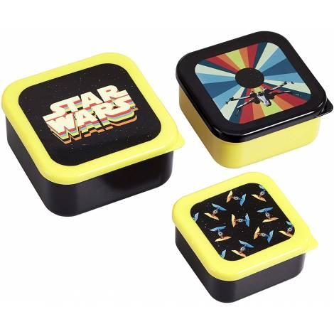 Funko Star Wars: Retro - Vehicles Plastic Storage (UT-SW06324)