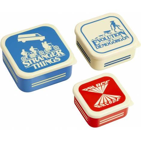 Funko Stranger Things - Silhouette Plastic Storage Set (UT-ST06339)