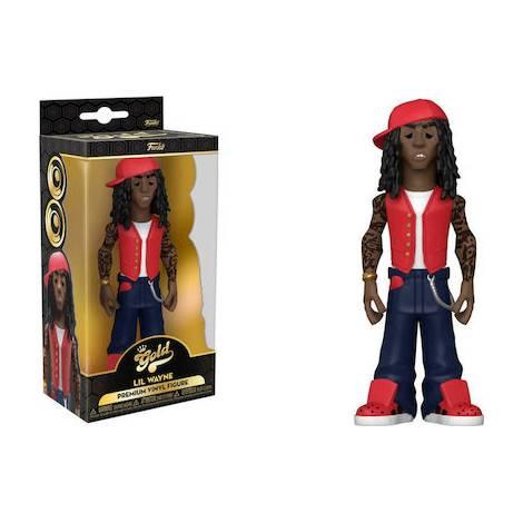 Funko Vinyl Gold Music: Lil Wayne (13cm)