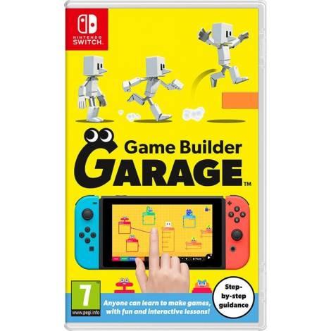 Game Builder: Garage (Nintendo Switch)