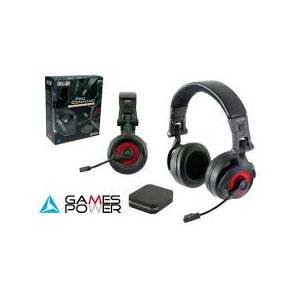 Games Power Pro Command Wireless Headset (ΕΚΘΕΣΙΑΚΟ ΚΟΜΜΑΤΙ,ΚΑΙΝΟΥΡΓΙΟ) (XBOX 360,PC,PS3)