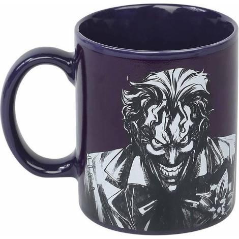 GB Eye Dc Comics - The Joker Heat Change Mug (MGH0123)