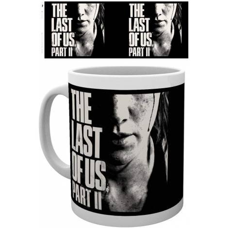 GB Eye The Last of Us Part 2 - Ellie's Face 300ml Mug (MG3548)