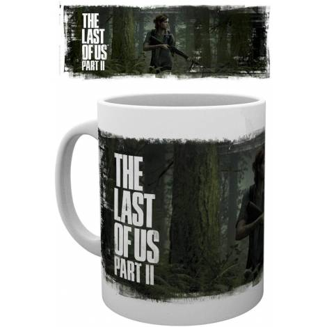 GB Eye The Last of Us Part 2 - Key Art 300ml Mug (MG3547)