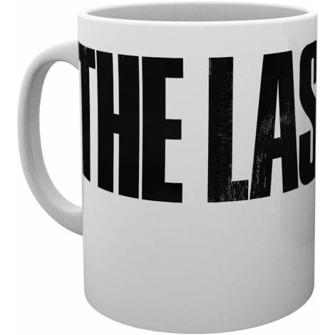 GB Eye The Last of Us Part 2 - Logo in Black 300ml Mug (MG2828)