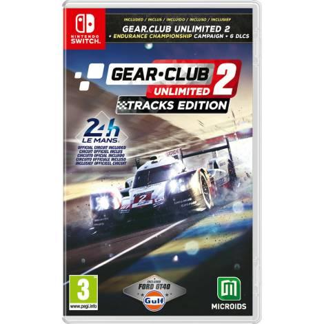 Gear Club Unlimited 2 - Tracks Edition (Nintendo Switch)