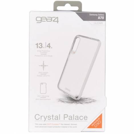 GEAR4 D3O Crystal Palace Samsung Galaxy A70 Clear (702003396)