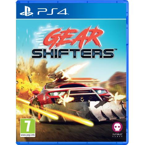 Gearshifters (PS4)