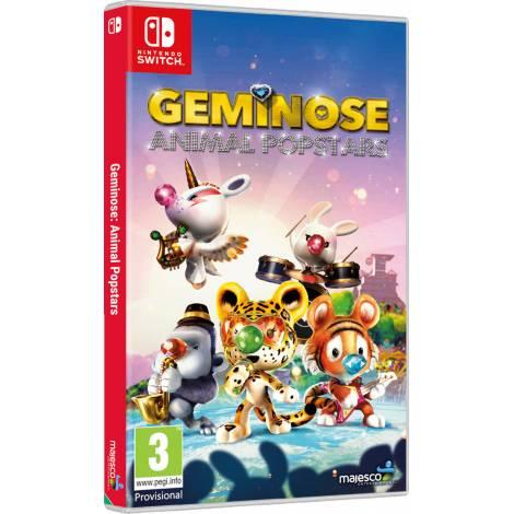 Geminose Animal Popstars (Nintendo Switch)