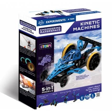 Gigo Engineering Makerspace Kinetic Machines (407444)