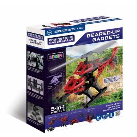 Gigo Engineering Makerspace Geared-Up Gadgets (407443)