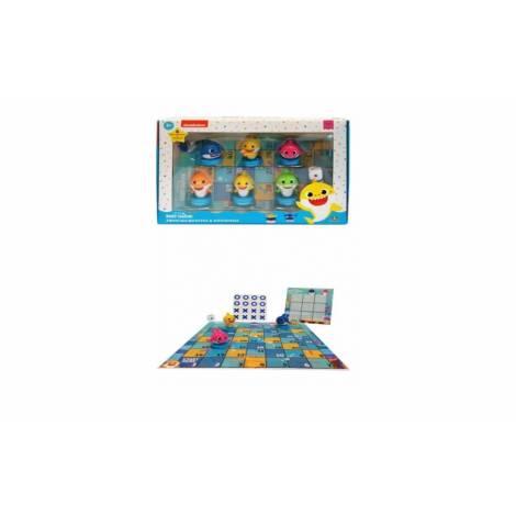 Giochi Preziosi: Baby Shark Deluxe Σφραγιδοφιγούρες 6pack (470677)