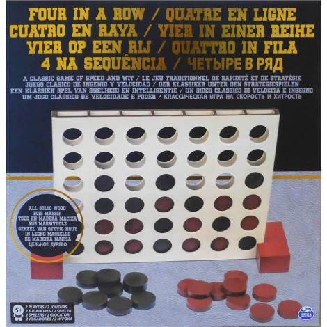 Giochi Preziosi - Classic Games Four in a Row (NTC07000)