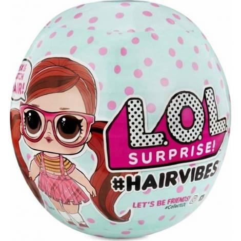Giochi Preziosi L.O.L Surprise Hairvibes  (Random) 1τμχ (LLUB9000)