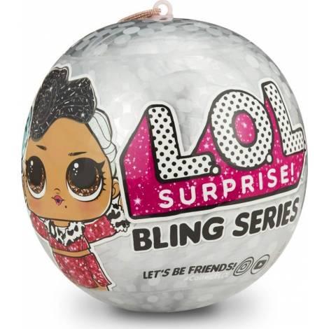 Giochi Preziosi Lol Surprise: Κουκλα Bling Ass (LLU40000) (Random)