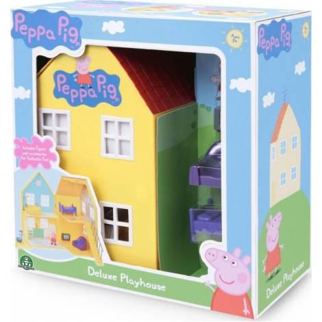 Giochi Preziosi Peppa Pig: Μεγαλο Παιχνιδοσπιτο (PPC38010)