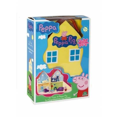 Giochi Preziosi Peppa Pig - Peppa's Toy House (GPH01469/GR)